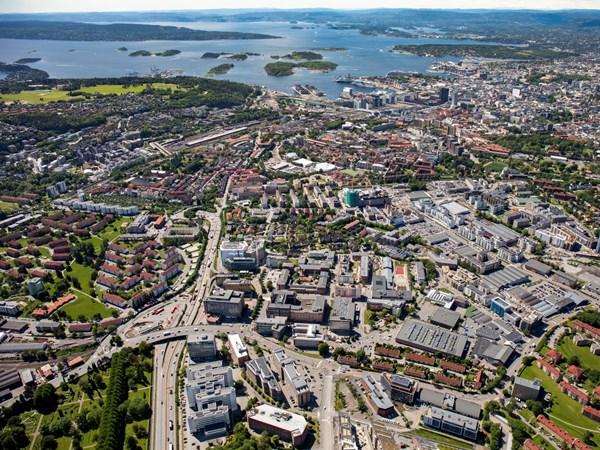 Fredrik Selmers vei flyfoto 4 3